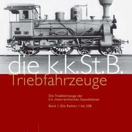 kkStB-Triebfahrzeuge Band 1