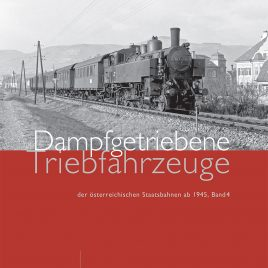 Cover Dampfgetriebene Tfz, Band4