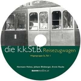 die kkStB Reisezugwagen Wagengruppe Ia, Teil 1 – DVD