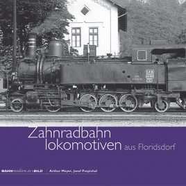 Zahnradbahnlokomotiven aus Floridsdorf