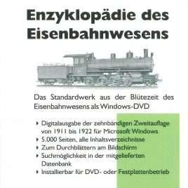 Victor von Röll: Enzyklopädie des Eisenbahnwesens