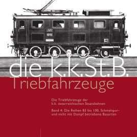 kkStB-Triebfahrzeuge Band 4