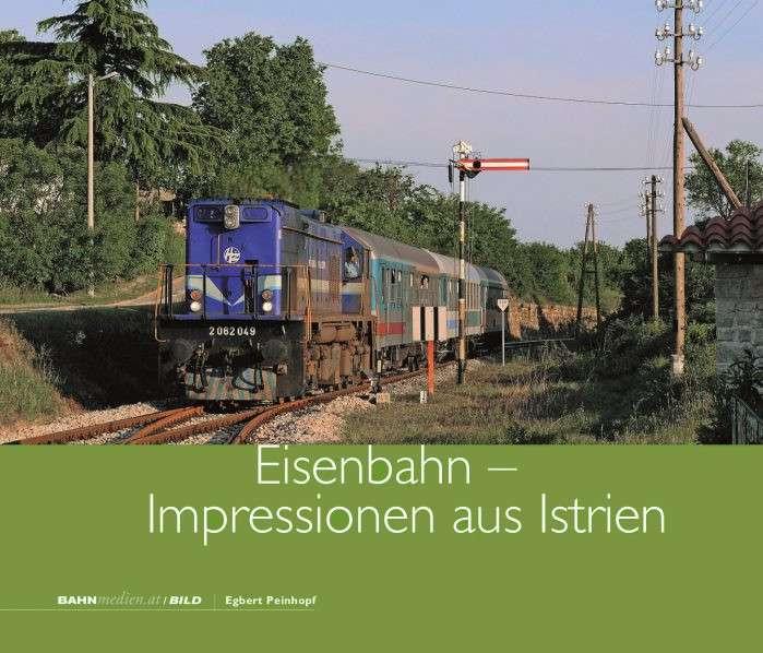 Cover Istrien-Bildband