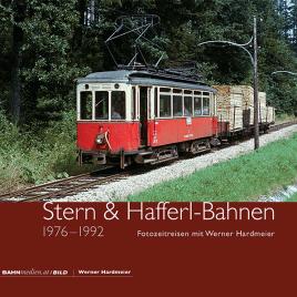 Stern & Hafferl-Bahnen 1976–1992 Cover