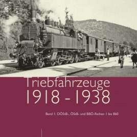 Triebfahrzeuge 1918 bis 1938 Band 1