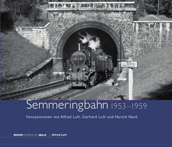 Cover Semmeringbahn