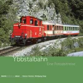 Ybbstalbahn-Bildband Cover