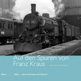 Cover Franz Kraus Auf Wiener Bahnhöfen, hier: Franz-Josefs-Bahnhof