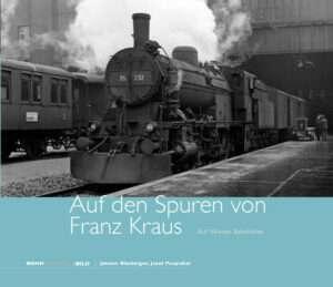 Cover Franz Kraus Auf Wiener Bahnhöfen
